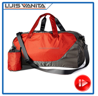 Easy Carry Waterproof Nylon Sport Bag/Foldable Duffel Bag