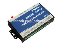 GSM RTU controller 5011 GSM SMS controller M2M telemetry for Water treatment processes and Gas and Crude Oil Distribution