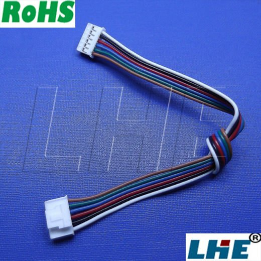 wires and molex connectors