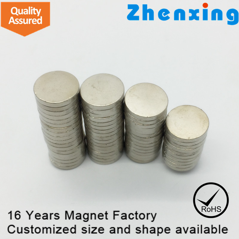 N52 Strong Neodymium Nickel plated Magnet Manufacturer