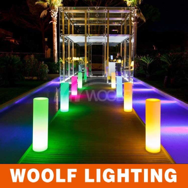 outdoor decoration led light for entertainment park