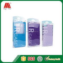 Clear Plastic Packaging Box For Phone Case