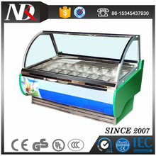 CE Approval Single-temperature Mini ice cream display freezer