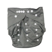 Reusable snaps baby fine cloth diapers, nappy for night sleeping for sale