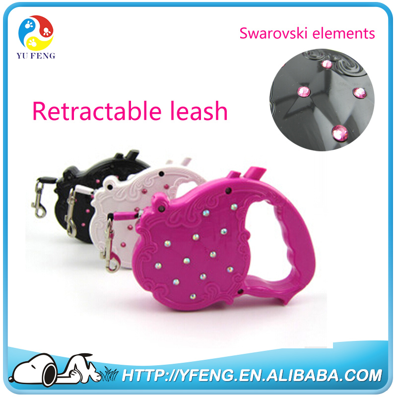 New fashion 3 meters automatic retractable pet dog leash