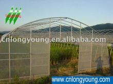 Agricultural poly film greenhouses