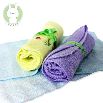 High Quality washcloth baby cotton