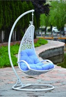 rattan hanging chair for adult swing