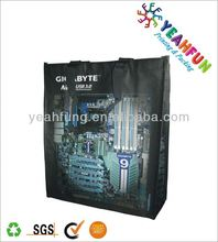 New Style good zipper style shopping bag