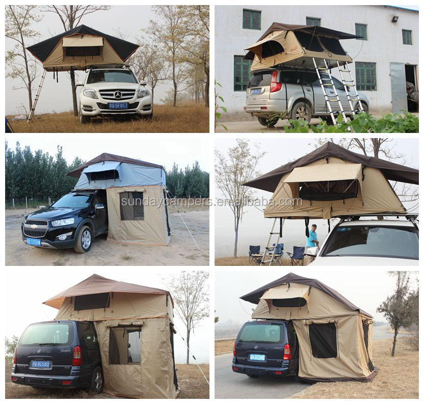 4WD Offroad Outdoor Camping Roof tent Car Roof top tent
