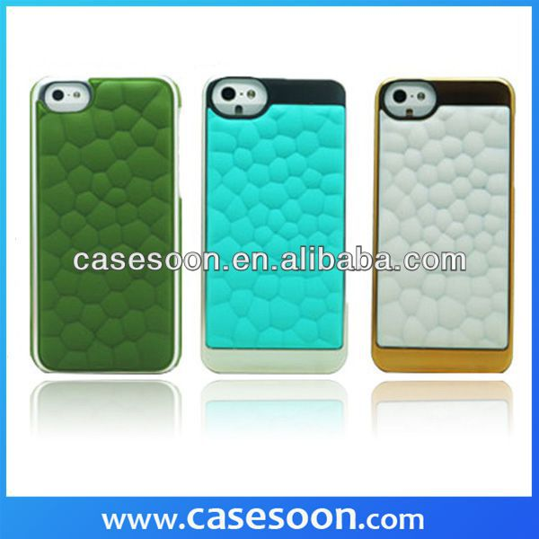 2013 Best Selling Wavepoint Leather case for iPhone 5c,mobile phone Case Cover For iPhone 5C