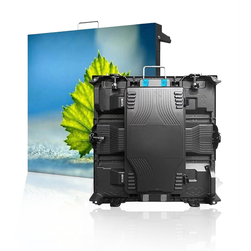 Indoor P3 Full Color Large LED Screen Display/ LED Rental Screen/ 576x576mm Cabinet For Advertising