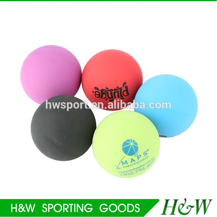 PMS color hollow rubber bounce ball for kids