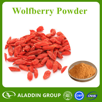 Top quality Wolfberry Powder/Goji Extract Powder for Men Sex Power