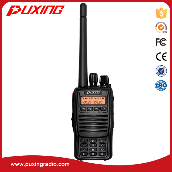 trunking radio PUXING OEM MPT-1327 police signaling compatible CPSX and MPT-1343 trunking radio PX-300M