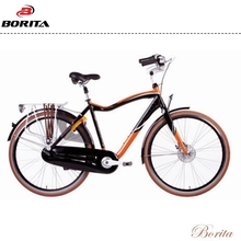 Hot Sale High Quality Comfortable Aluminum City Bike