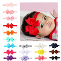 Bow baby hair band / fashion children hair accessories / children headdress hair accessories
