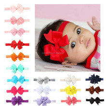 Bow baby <strong>hair</strong> band / fashion children <strong>hair</strong> <strong>accessories</strong> / children headdress <strong>hair</strong> <strong>accessories</strong>