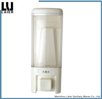 Use for Home Public Hotel Wall Mounted Hand Liquid Wash Plastic Sanitizer Soap Dispensers