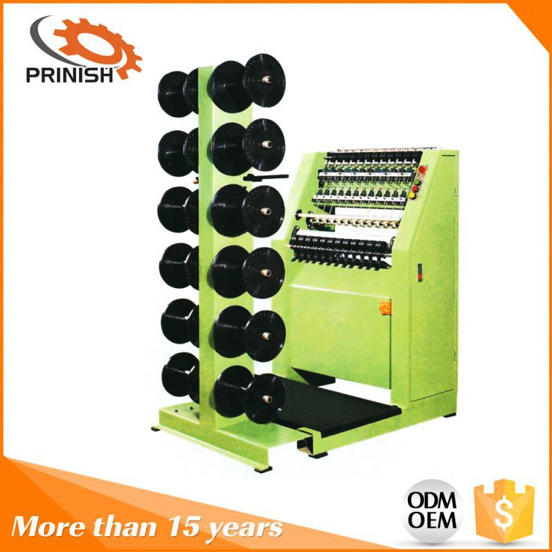 Famous Cord Knitting Machine For Ropes