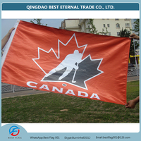 Polyester Feather Flag Promotional Usage Advertising Exhibition Event Outdoor Mini Golf Flags