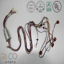 Z-Co technology komatsu excavator wiring harness manufacturer