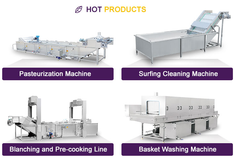 Automatic industrial meat Cooking Equipment / Machinery / Machine