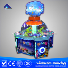 Water type crane machine amusement park crane claw machine for kids