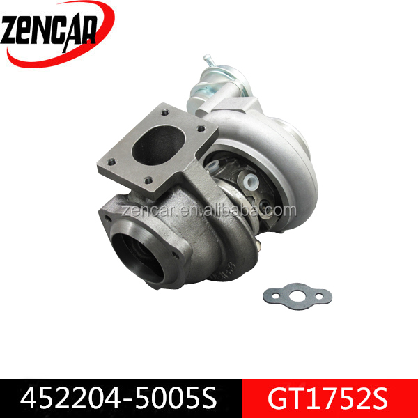 12 month warranty garrett gt1752s turbocharger 452204-5005S