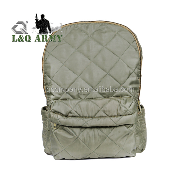 Small Backpack Day Pack Military School Bag