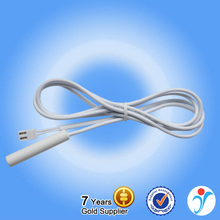 Two Core Sheathed Cable White Analog Output Heat Water Infrared Sensor NTC Temperature Sensor