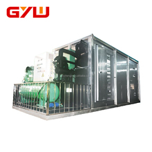 Industrial used blast freezers and customized cold room for fish on sale