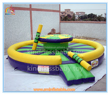 Factory price inflatable wipeout game for adult,inflatable sport games,cheap outdoor inflatable wipeout course for sale