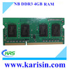 Factory stock laptop 16ic ram pc3-12800 200Pins sodimm ddr3 1600mhz