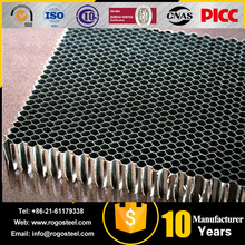 Aluminum foil thickness 0.04mm-0.2mm honeycomb wall panel with cheapest price