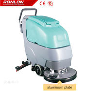 CE approved hand held Floor washing machine