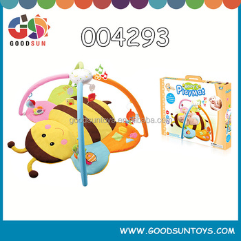 2015 kids play gym equipment baby floor play carpet mat baby play mats toys