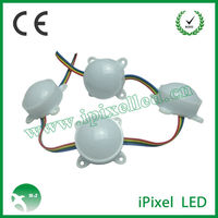 WS2801 arduino led pixel waterproof IP66 DC12V