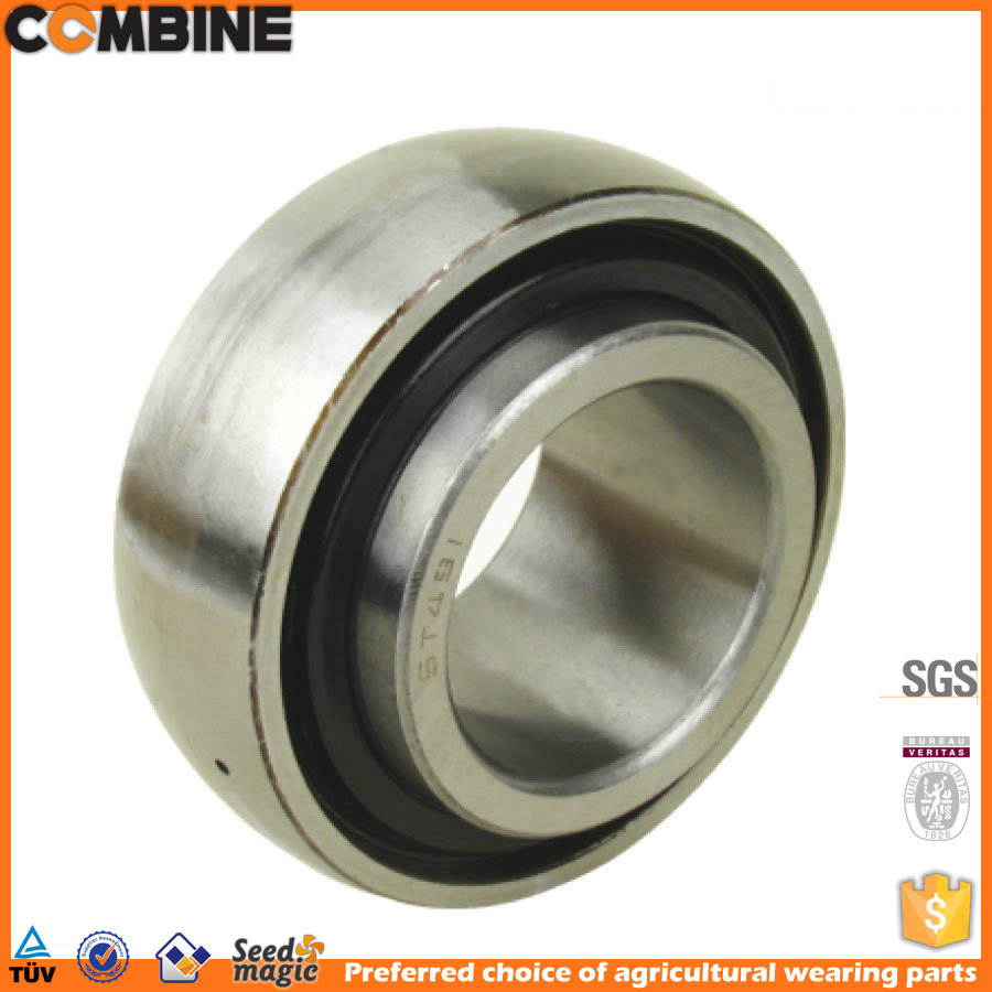 high quality insert bearing for combine harvester