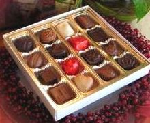 Fresh 16 PC Belgian Chocolates
