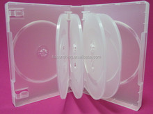 wholesale dvd replication case plastic looking dvd cases