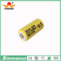 NI-CD 2/3AA300mAh battery