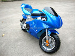Pocket Bike 49cc/Mini Motorcycle with 2 Wheels for Racing