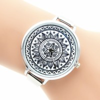 Promotion Watch, Silver Geneva Fashion Women Watch Slim Brand Thin Steel Quartz Reloj Bracelet Dress Relogio