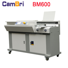 2018 New Design Smart Glue Book Binding Machine
