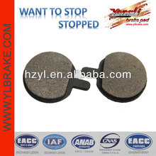 bicycle part brake disc commercial vehicle brake pads