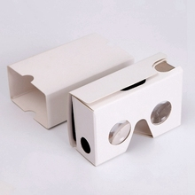 Wholesale Google Cardboard Vr 2.0 Custom Printing Cardboard Vr 3D Glasses For Iphone