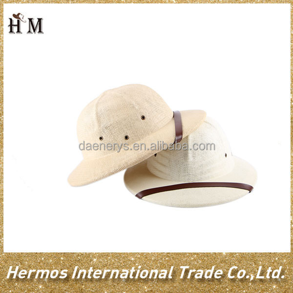 Cheap price summer sun shade paper straw hat outdoor man straw hat