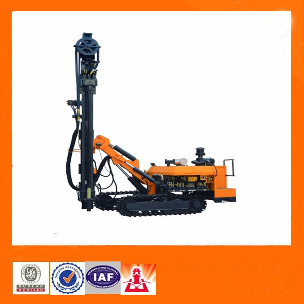 KG960 airdraulic last hole water well jackhammer drilling