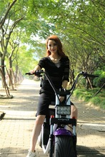 citycoco harley 2 wheels off road smart city scooter electric motorcycle with app